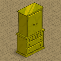 Dung Wardrobe in Neohomes 2.0.