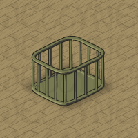 Dung Play Pen in Neohomes 2.0.
