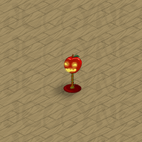 Tall Apple Lantern Lamp in Neohomes 2.0.