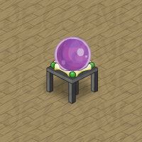Crystal Ball Table in Neohomes 2.0.