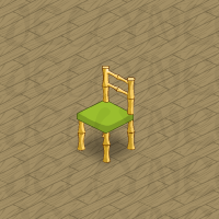 Fresh Bamboo Chair in Neohomes 2.0.