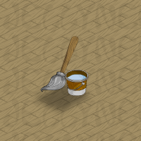 Mop and Bucket in Neohomes 2.0.