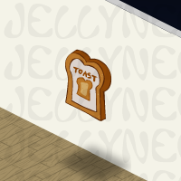 Framed Toast in Neohomes 2.0.